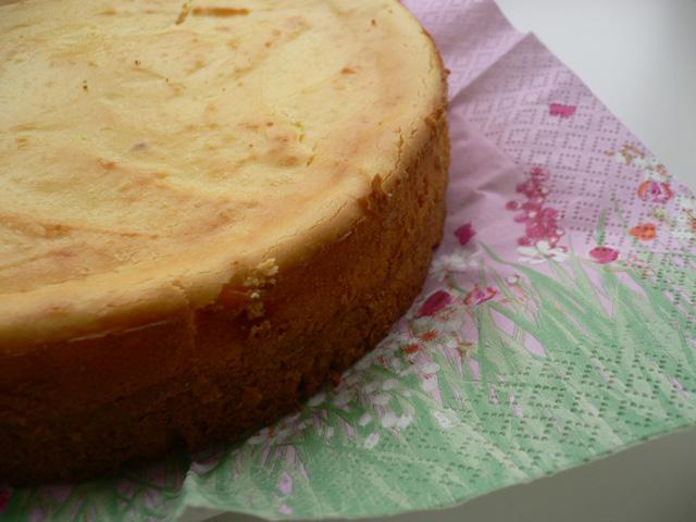 【フロマージュ】ミニョンヌのチーズケーキ