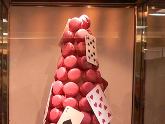 3月は大阪市内でお菓子を販売します^^