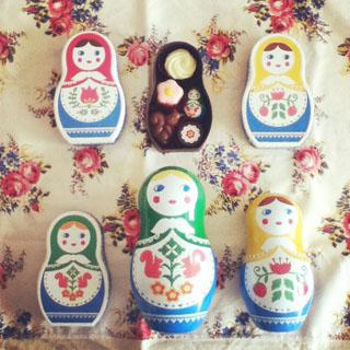 Mary's chocolate