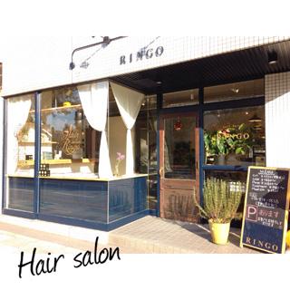 2/22 和歌山市 Hair Salon RINGOさんにてお菓子を卸させていただきました